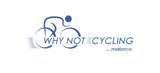 Why not cycling logotipo