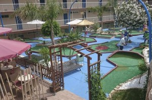 Mini Golf Miraflores