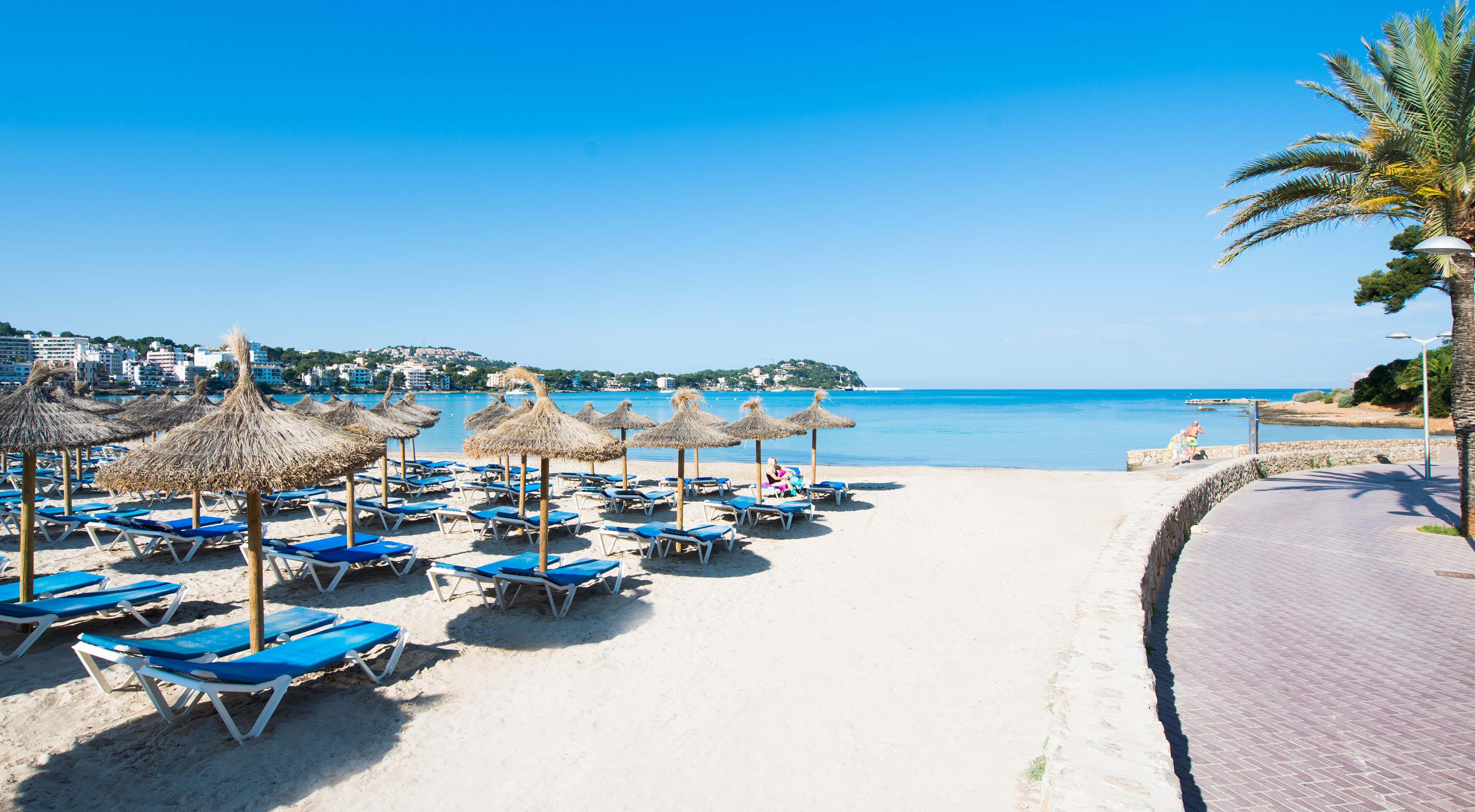 Playa-Santa ponça
