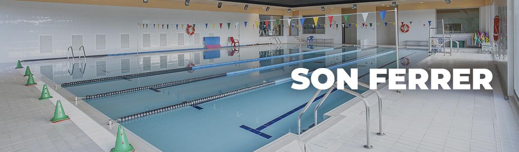 Entrenar natación y triatlón , Entrenar natació i triatló , improve your swim in Mallorca , Calvià, piscina de Son Ferrer