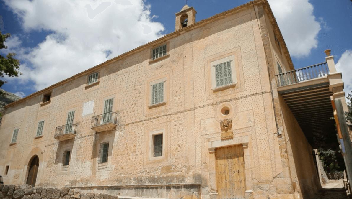 Ruta de Calvià a Ses Sinies, cases de Es Galatzó
