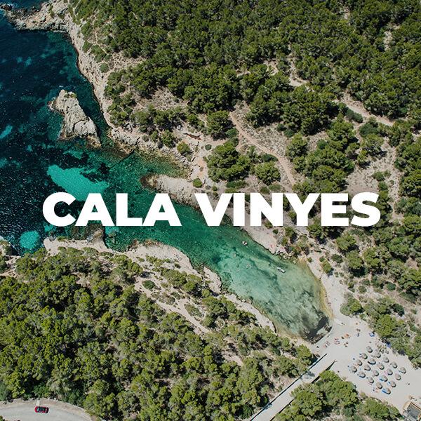 Zonas turísticas más importantes de Mallorca Cala Vinyes