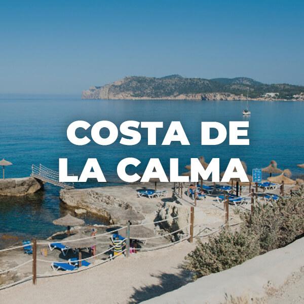Zonas turísticas más importantes de Mallorca Costa de la Calma, Calas paradisíacas y el mejor ambiente