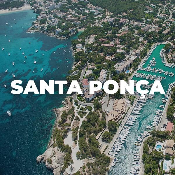 Zonas turísticas más importantes de Mallorca Santa Ponça ideal para turismo familiar, vacaciones en familia