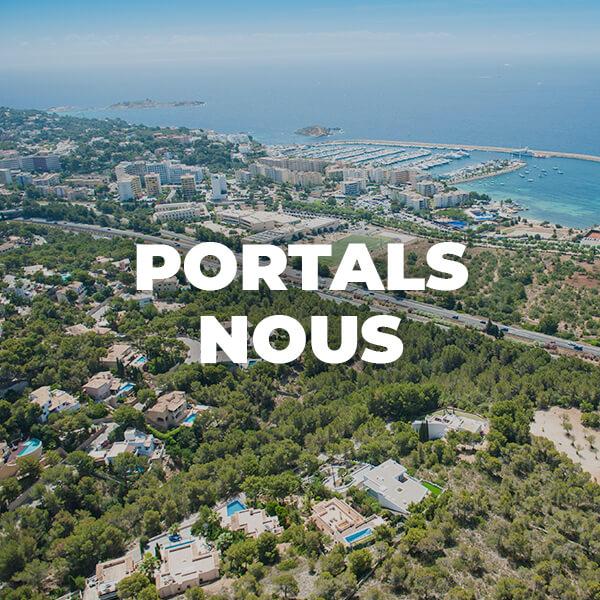 zonas portals nous