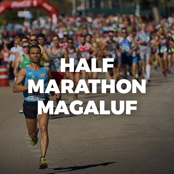 half marathon magaluf. Entrenar i competir a Mallorca