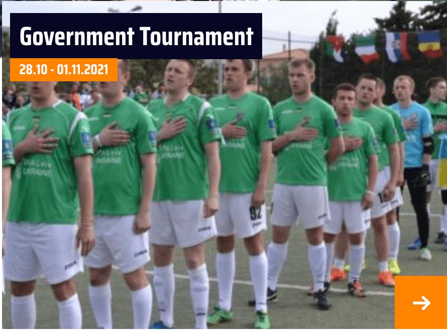 Mallorca Football Tournament 2021 (Goverment tournament)