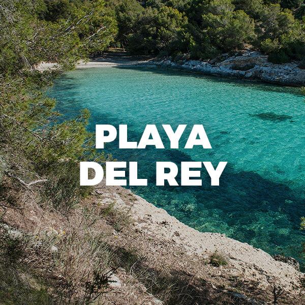 Playa de Portals Vells en Calvià: playas espectaculares en Mallorca