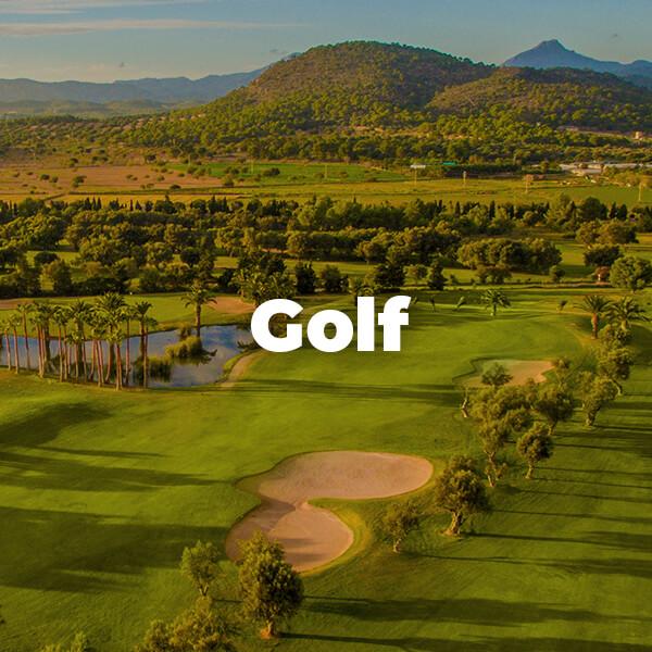 entrena y compite en Mallorca en Golf. Calvià cuenta con los mejores campos de golf de la isla. Best golf courts in Mallorca