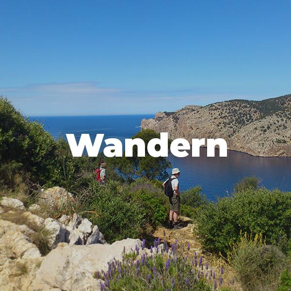 Wandern Calvia Mallorca