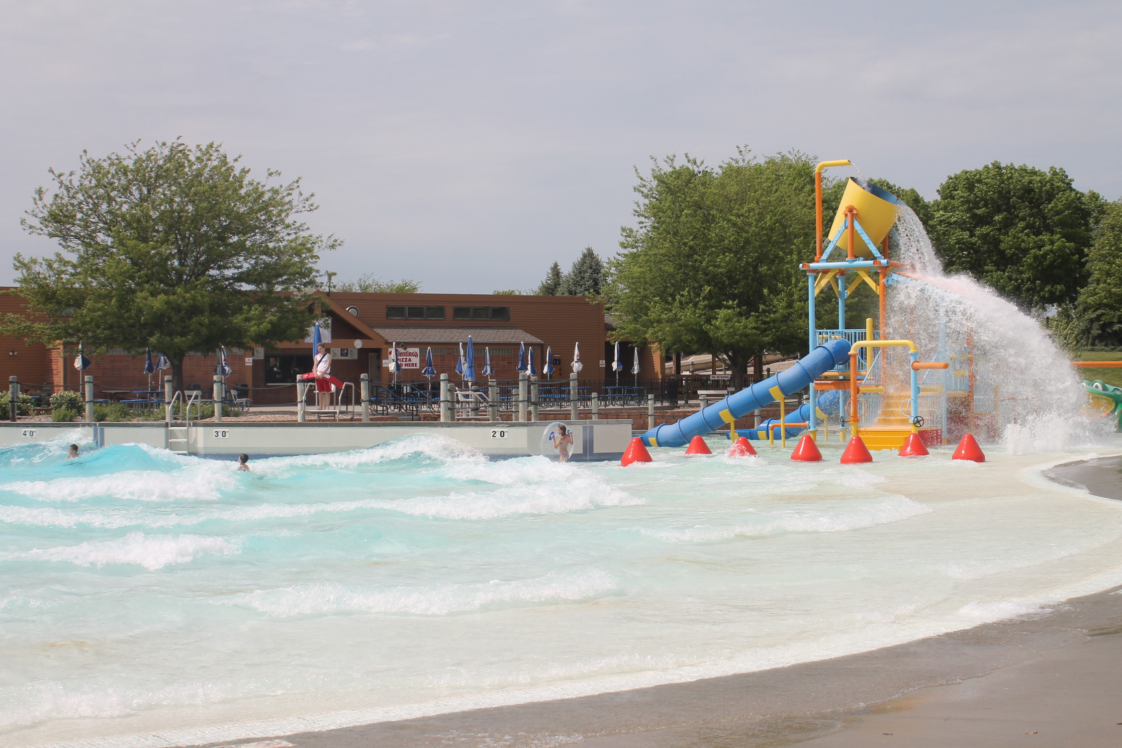 Eugene T Mahoney State Parks Family Aquatic Center