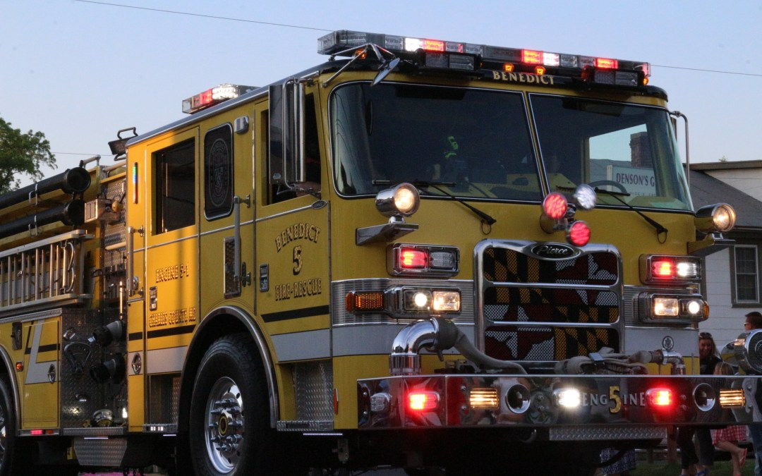 Colonial Beach Volunteer Fire Department 5 Miler