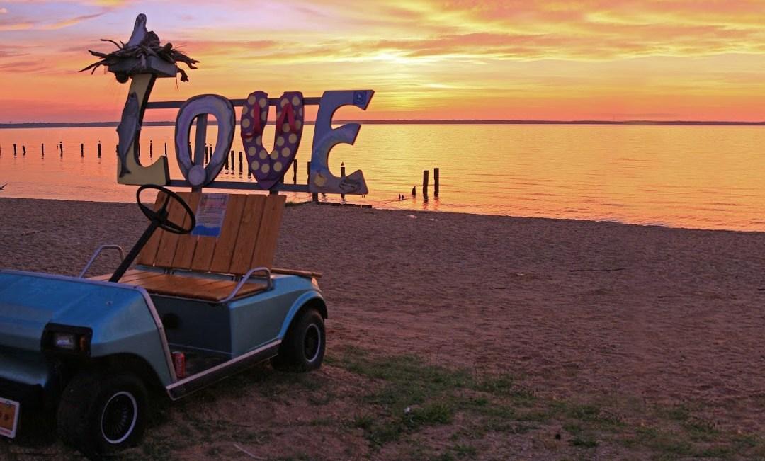 Celebrate Valentine's Day in Colonial Beach, Virginia