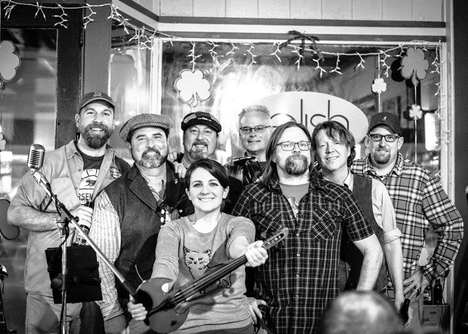 Irish band, Irish music in Virginia's Northern Neck