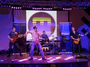 Live music from the 80's and beyond