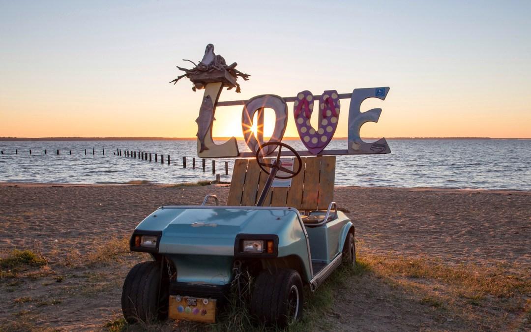 Virginia LOVEworks WanderLOVE Road Trip Itinerary