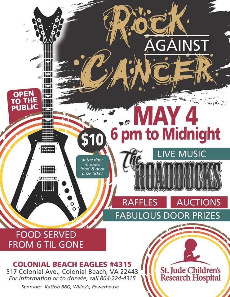 Fundraiser with The Roadducks