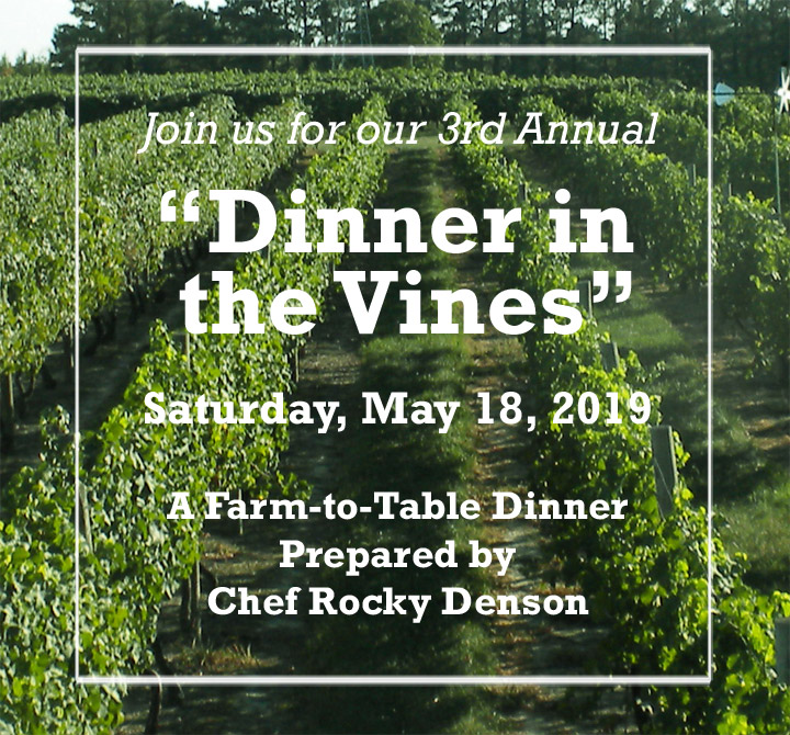 Farm to Table Dinner Ingleside Winery