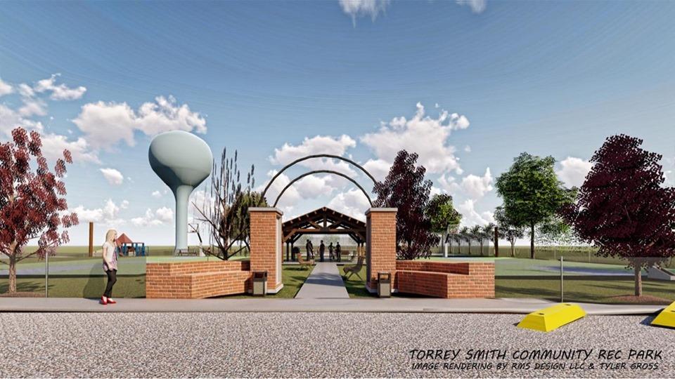 Torrey Smith Rec Park