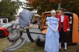Colonial Beach events Halloween