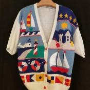 ugly sweater boating
