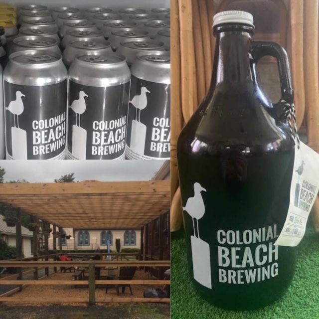 Colonial Beach Brewing: Craft Beer in CBVA