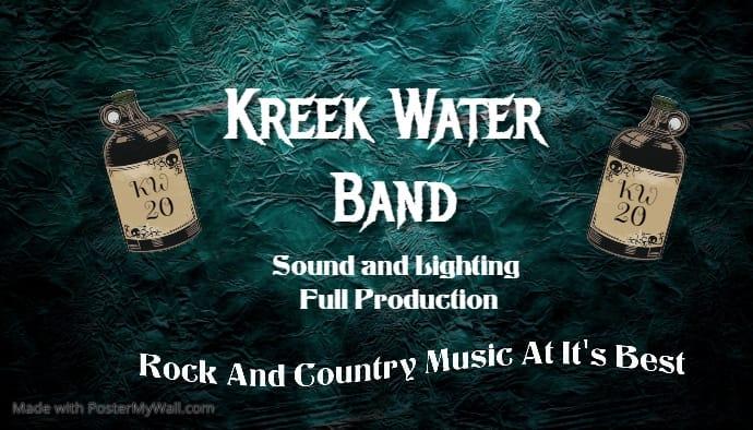 Kreek Water Band