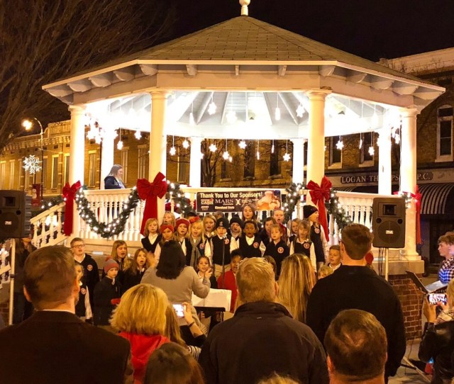 Carols In The City Community Tree Lighting Cancelled Due To Inclement Weather