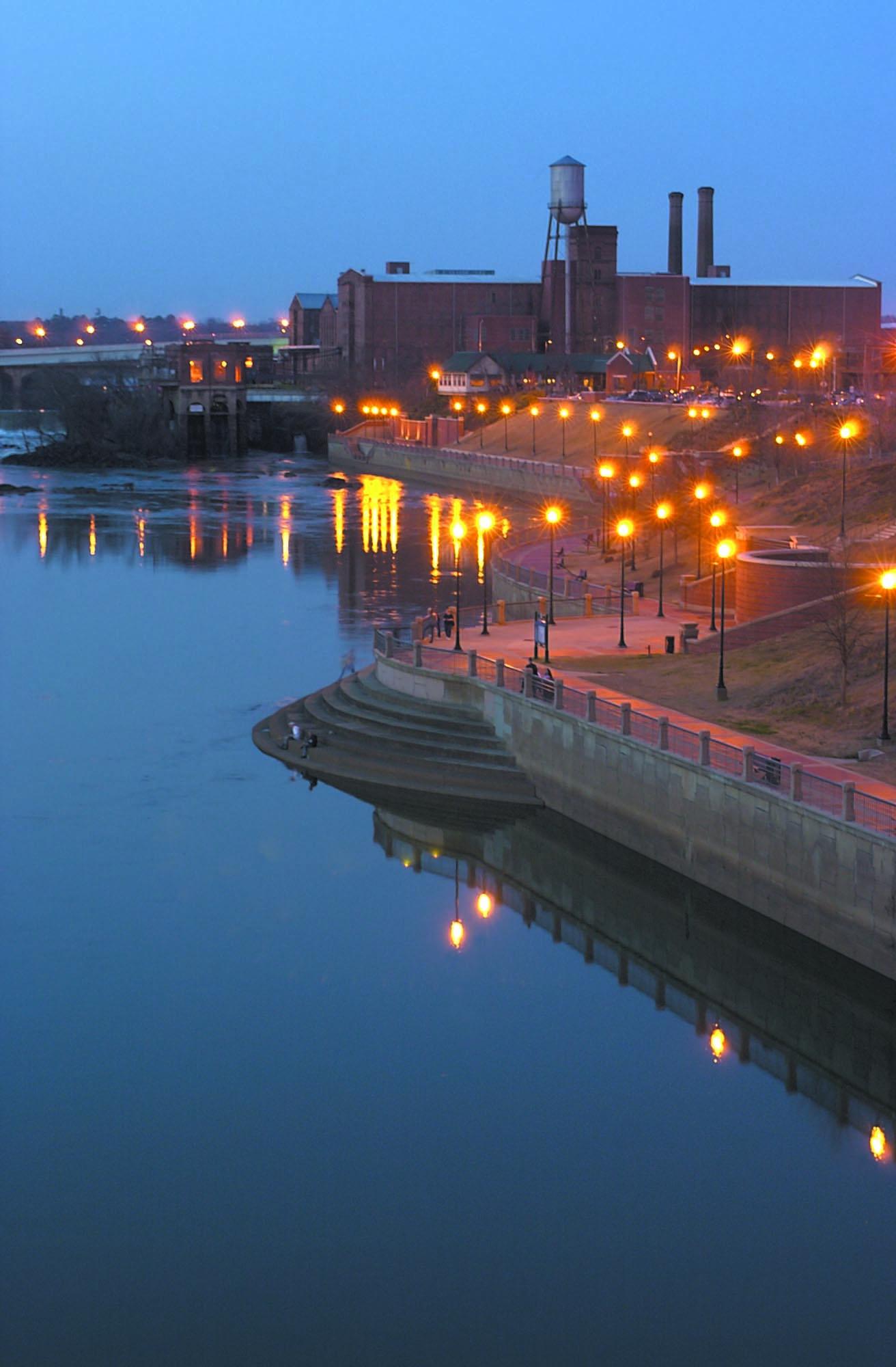 Chattahoochee RiverWalk  Things To Do In Columbus GA