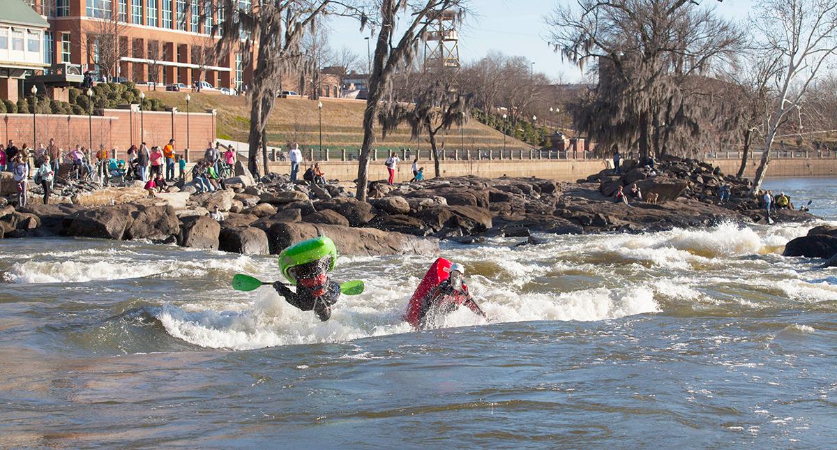 Kayaking Visit Columbus GA