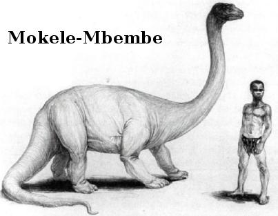 Mokele Mbembe — Africa's Last Dinosaur?   CryptoVille©