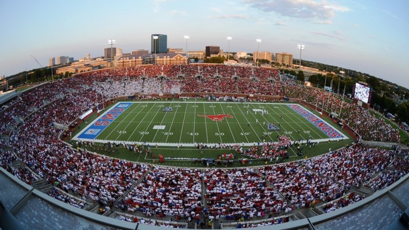 SMU - Gerald J. Ford Stadium: Dallas, TX 75275: Visit Dallas