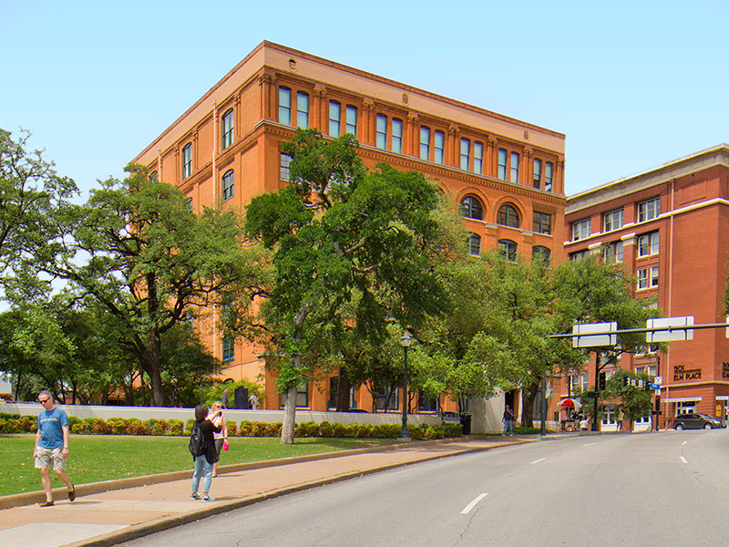 Sixth Floor Museum at Dealey Plaza Dallas TX 75202