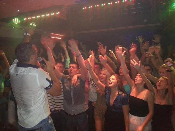 Entertainment and Nightlife in Trogir Dalmatia Croatia