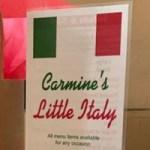 Carmine's Little Italy