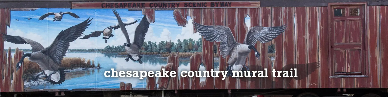 Chesapeake Country Mural Trail