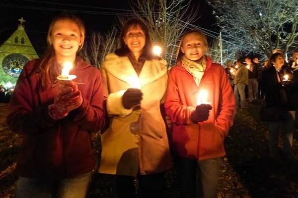 Cambridge Christmas Tree Lighting