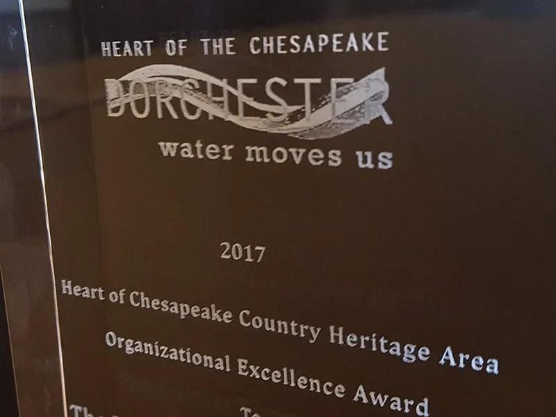 Heritage Area Awards