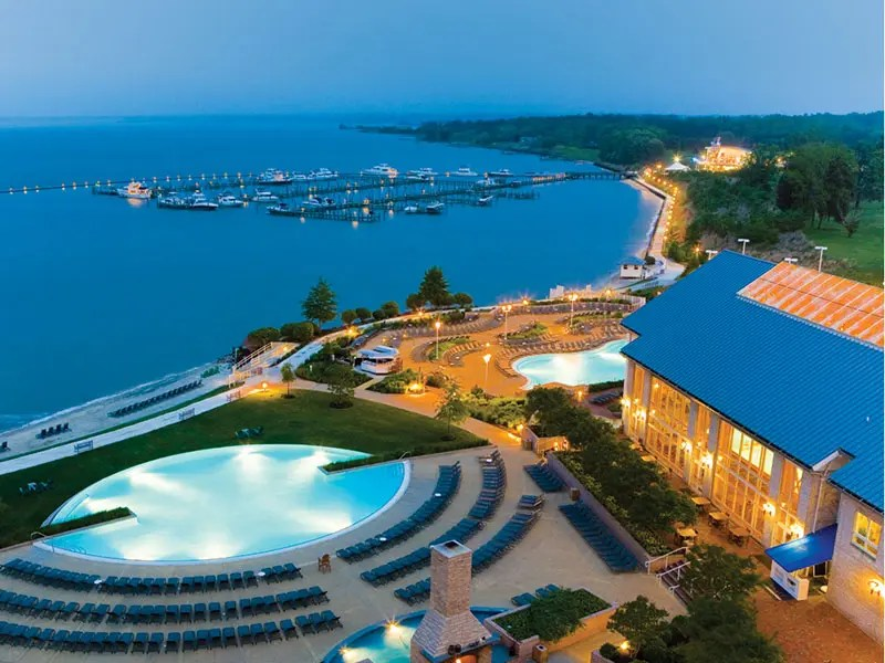 Hyatt Regency Chesapeake Bay