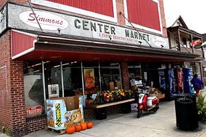Simmons Center Market