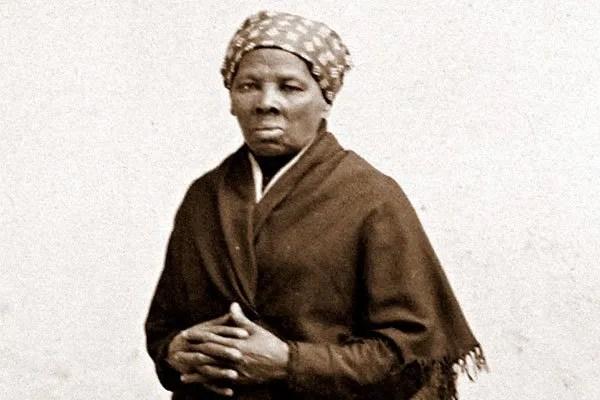 Harriet Tubman, born on Maryland's Eastern Shore