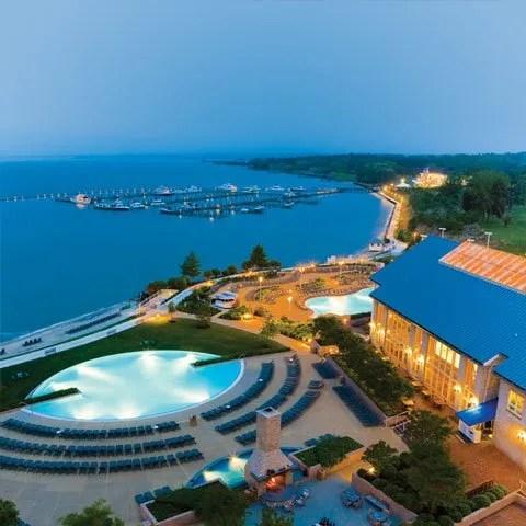 Waterfront Resort