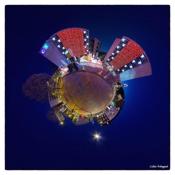 CIC – Illuminations de Noël – 2014