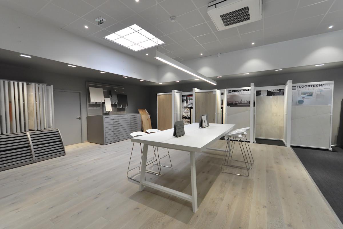Showroom Matériaux