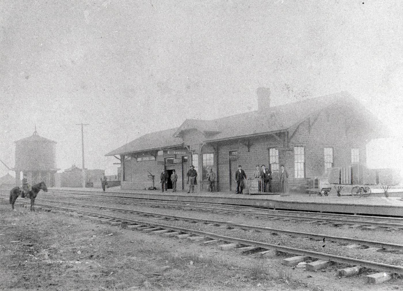History of Edmond Oklahoma
