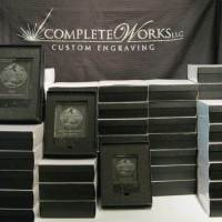 award at complete works retail store