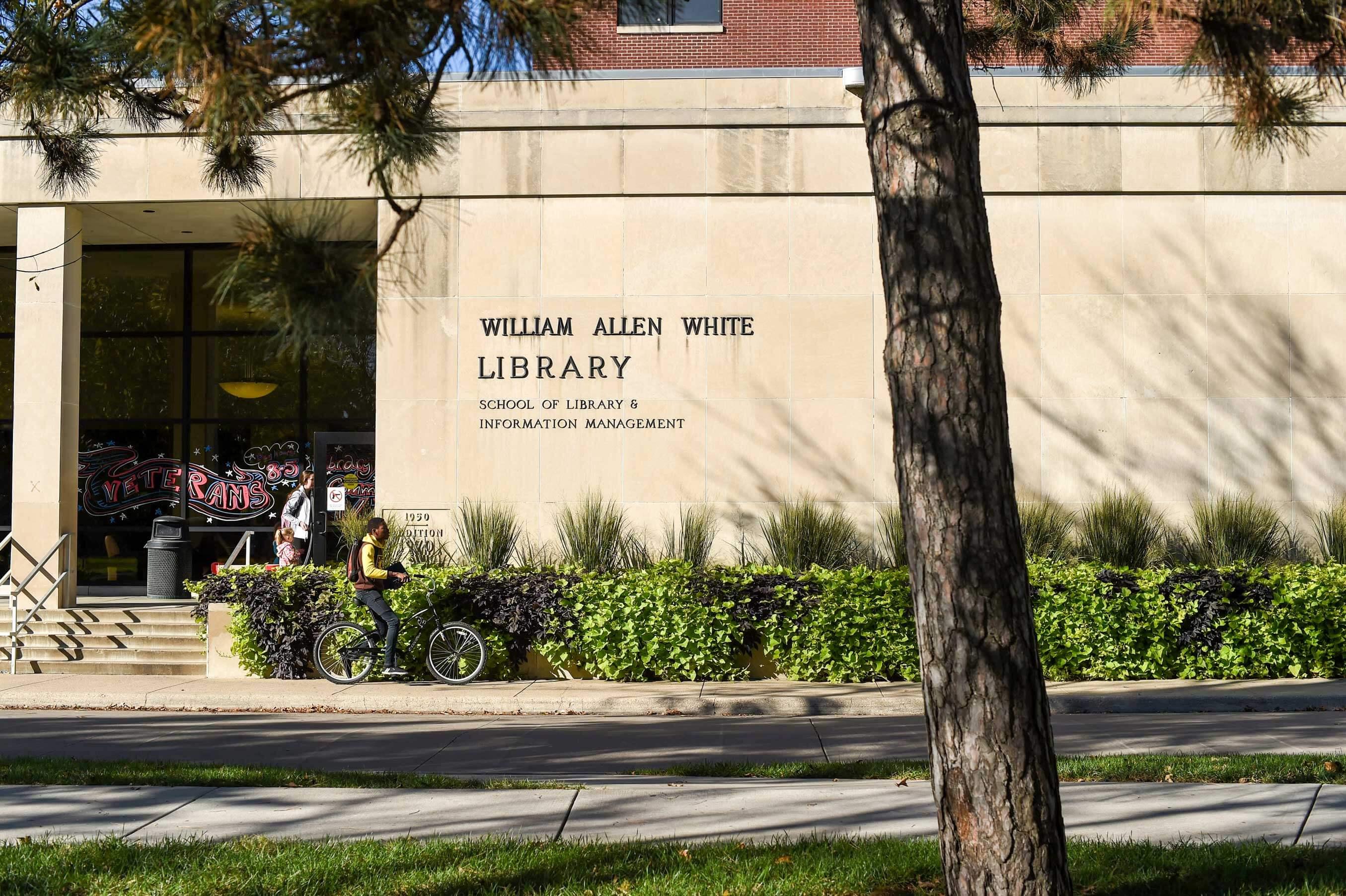 William allen white library