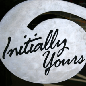 Initially Yours