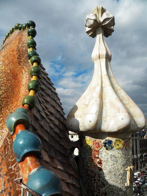 Casa Batllo Gaudi Interni
