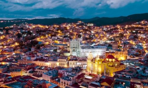 GUANAJUATO: la ville mexicaine telle qu'on l'imagine